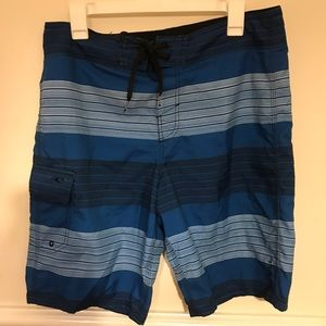 O'Niell Swim Suit Board Shorts Swim Trunks Size 32